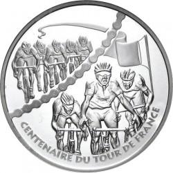 France 2003 1.5 euro Tour-de-France Sprint rev
