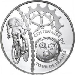 France 2003 1.5 euro Tour-de-France Time trial rev