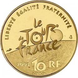 France 2003 10 euro Tour-de-France