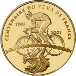 France 2003 10 euro Tour-de-France Cyclists