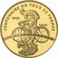 France 2003 50 euro Tour-de-France Cyclists