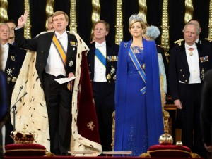 Inauguration of Willem-Alexander
