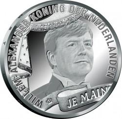 Netherland 2013. 10 euro. Willem-Alexander