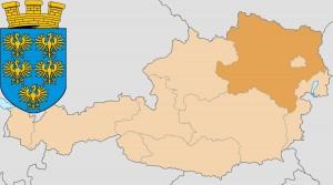 Niederosterreich map