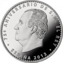 Spain 2013. 10 euro. Juan Carlos I
