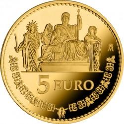 Spain 2013. 5 euro. Juan Carlos I