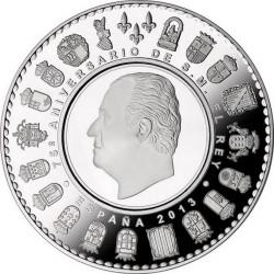 Spain 2013. 50 euro. Juan Carlos I