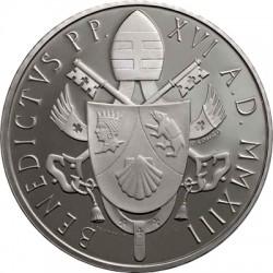 Vatican 2013 20 euro. Giuseppe Verdi
