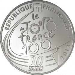 France 2013. 10 euro. Tour de France