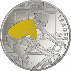 France 2013. 10 euro. Tour de France. jaune
