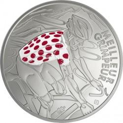 France 2013. 10 euro. Tour de France. rouges