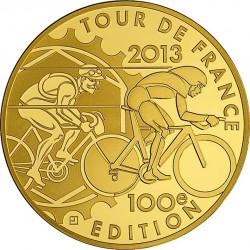 France 2013. 500 euro. Tour de France