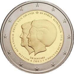 netherland 2013 2 euro