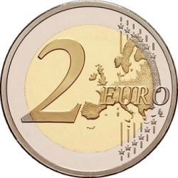 netherland 2013 2 euro rev