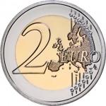 2 евро, Португалия (40 лет Революции гвоздик)