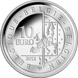 Belgie 2013. 10 euro. Ronde van Vlaanderen