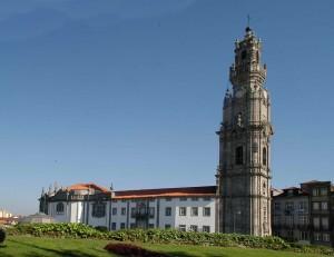 Церковь Клеригуш (порт. Igreja dos Clérigos)