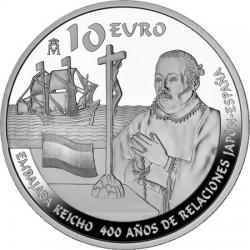 Spain 2013. 10 euro. Japan-Spain