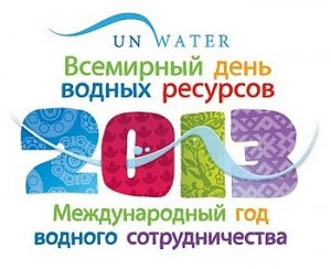 Year of Water Cooperation