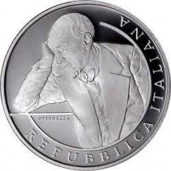 Italy 2013. 10 euro. Luigi Pirandello