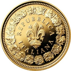 Italy 2013. 20 euro. Flora