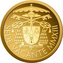 vatican 2013. 10 euro. Sede Vacante