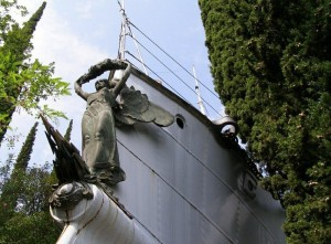 Italian cruiser Puglia