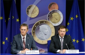 Latvia to Adopt Euro on 1 January 2014