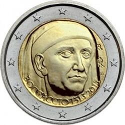 2 euro italy 2013 Giovanni Boccaccio