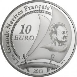 Франция 2013. 10 евро. Pen Duick