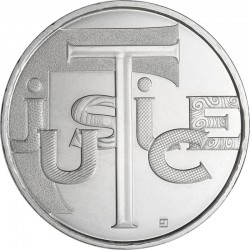 France 2013. 25 euro. Justice