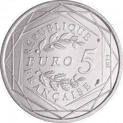 France 2013 5 euro