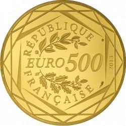 Франция 2013. 250 евро. Республика