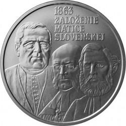 Slovakia 2013. 10 euro. Matica Slovenská