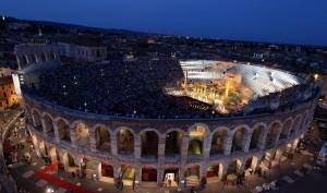 Arena di Verona 100 yars
