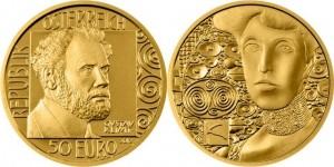 Austria 2012 50 euro Klimt