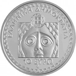 Greece 2013. 10 euro. Sophocles