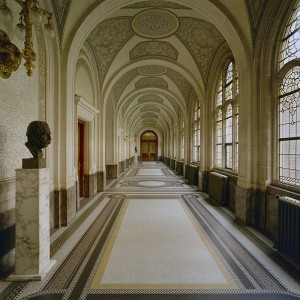 Interieur of Peace Palace