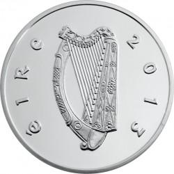 Ireland 2013. 15 euro. Lockout