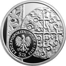 Polska 2013. 5zl. Boleslaw