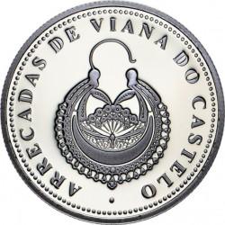 Portugal 2013. 2.5 euro. Arrecadas (Ag)