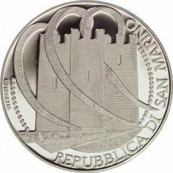 San Marino 2006. 5 euro. Andrea Mantegna