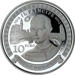 San Marino 2013. 10 euro. Principe