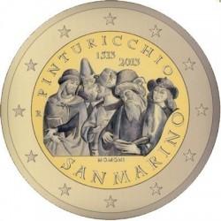 San-Marino 2013. 2 euro. Pinturicchio