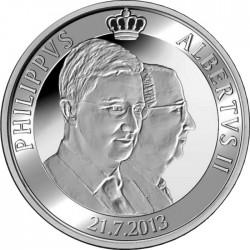Belgium 2013 20 euro double