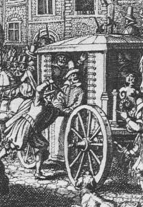 Death of Henry IV
