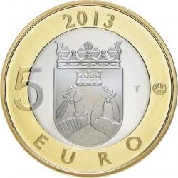 Finland 2013. 5 euro. Karelia