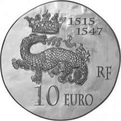 France 2013. 10 euro. Francois I
