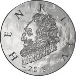 France 2013. 10 euro. Henri IV