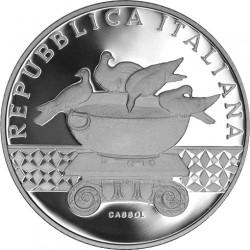 Italy 2013. 5 euro. Villa Adriana